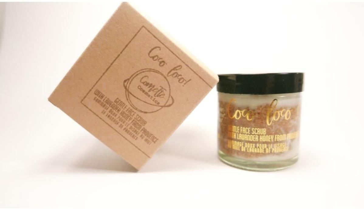COCO LOCO de Comette Cosmetics