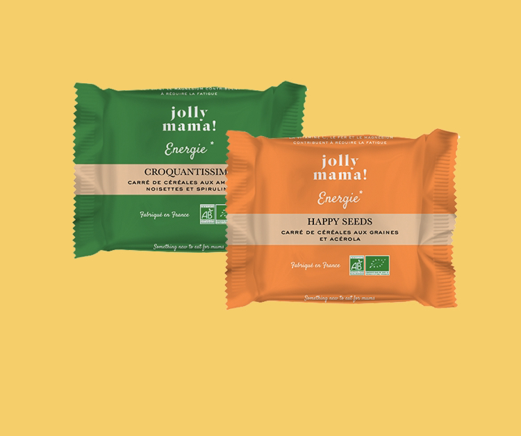 Jolly Mama - Gamme Énergie - Happy Seeds
