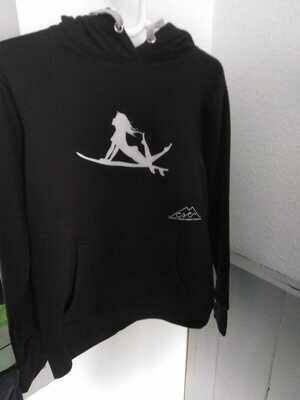 Sweat Shirt  Surf Girl