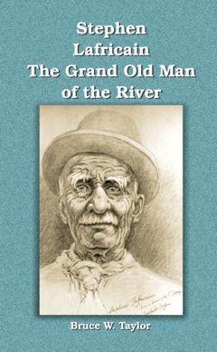 Stephen Lafricain, The Grand Old Man of the River -EPub