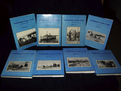 Temiskaming Treasure Trails -complete set