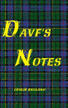 Davf's Notes -Kindle