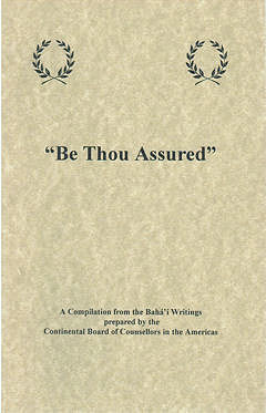 Be Thou Assured
