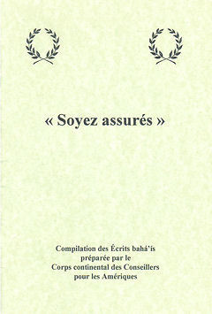 Soyez assurés -Kindle