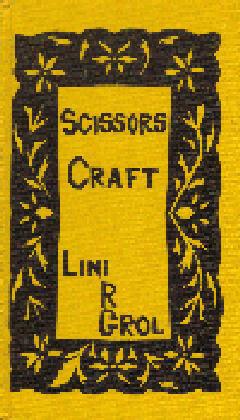 Scissors Craft -Soft Cover