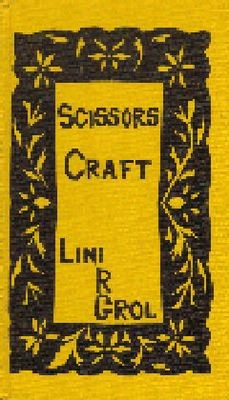 Scissors Craft -Hard Cover