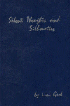 Silent Thoughts & Silhouettes -Hard Cover