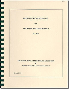 Baptism, Marriage & Burial Records of the Rural Churches of Temiskaming ~The United Church of Canada 1909-1968