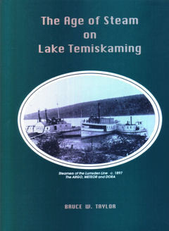 Age of Steam on Lake Temiskaming