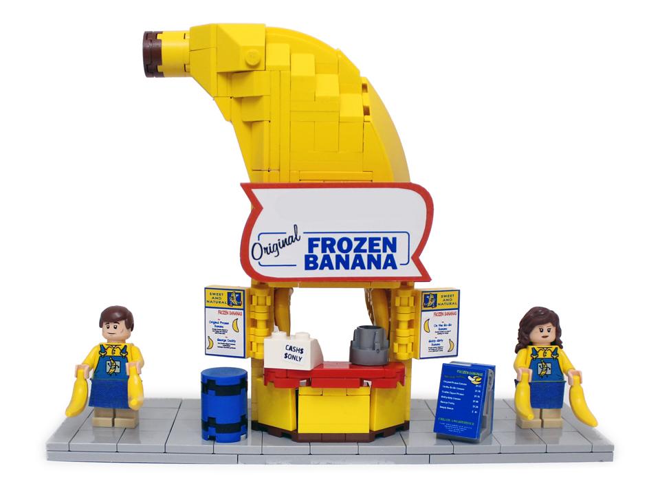Banana Stand Kit BL1901