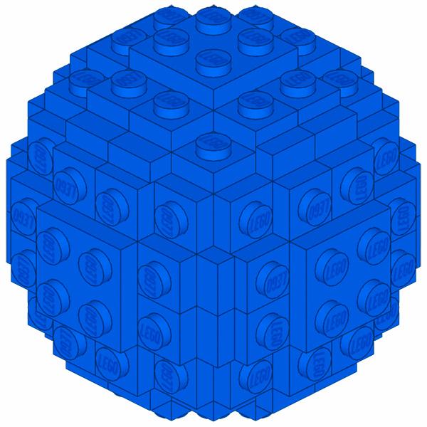 Lowell Sphere - Blue