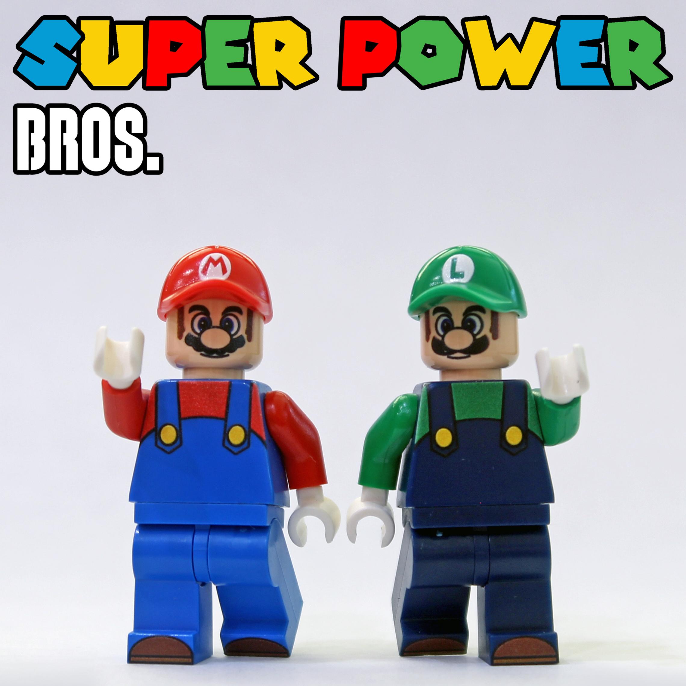 SUPER POWER BROS. BLFIG01