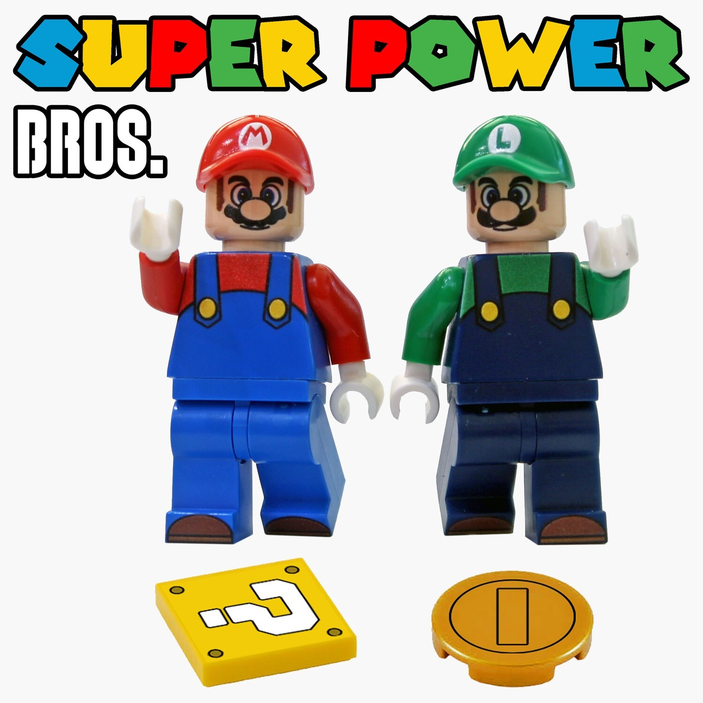 SUPER POWER BROS.