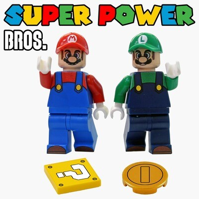 SUPER POWER BROS.