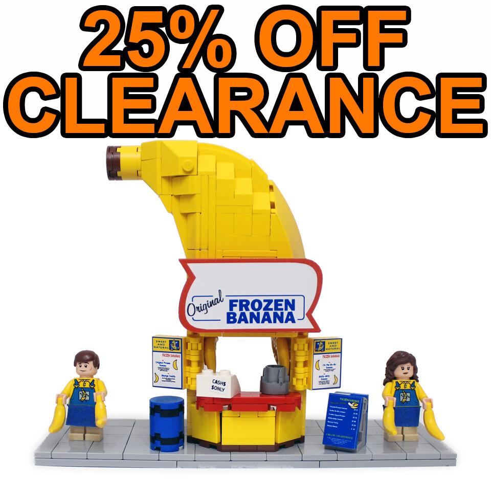 Banana Stand Kit (25% OFF Clearance Sale!)