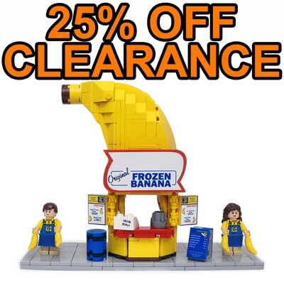 Banana Stand Kit (25% OFF Clearance Sale!)