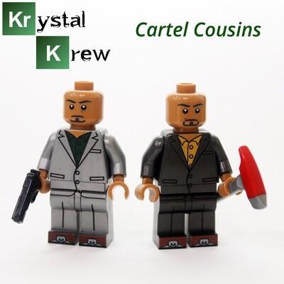Cartel Cousins - KRYSTAL KREW