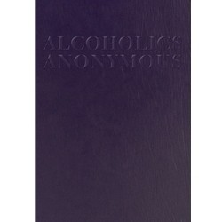 Alcoholics Anonymous - Large print ABRIDGED