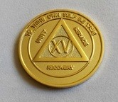 Gold Medallion, years 1-55