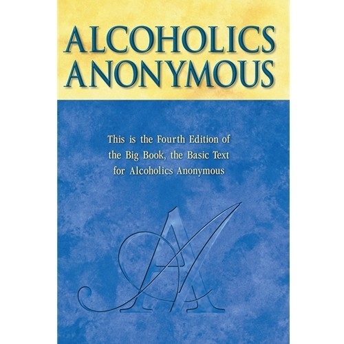 Case of Alcoholic's Anonymous Big Book - 20 books