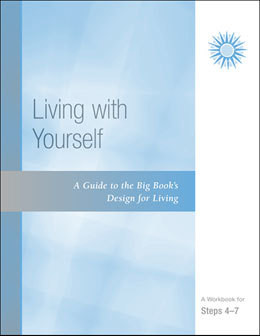 Living with Yourself - Workbook for steps 4-7