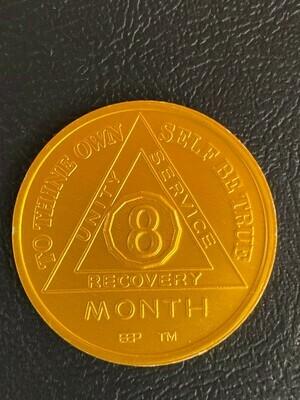 8 month aluminum