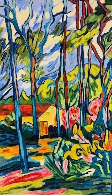 Irene Salley - Le Studio