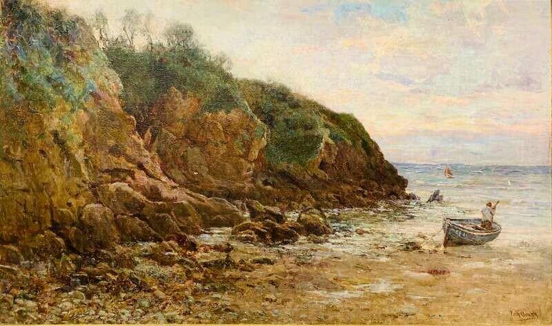 Thomas Clough - Seascape
