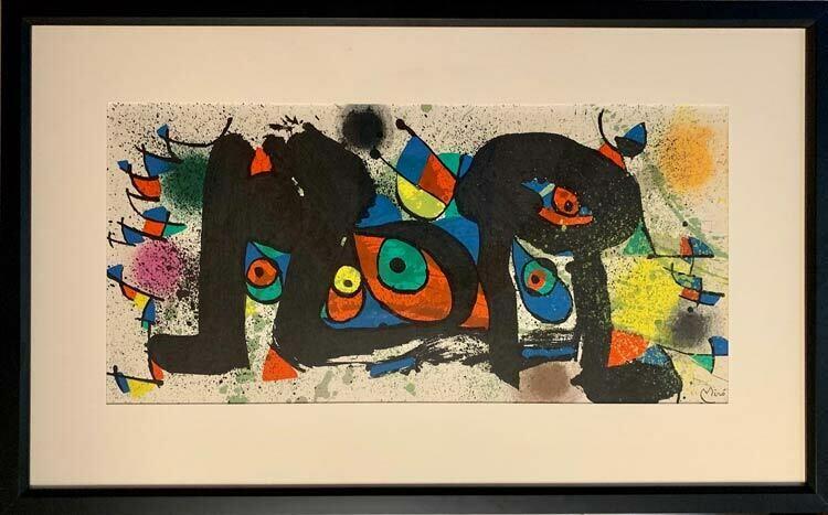 Joan Miro - Sculptures II