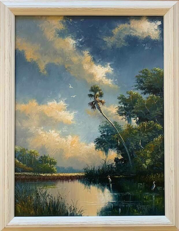 Sam Newton (Florda Highway Men) - Florida Scene