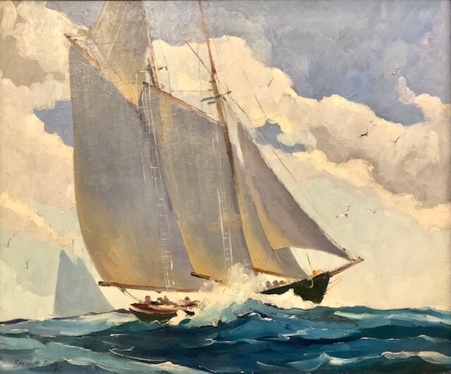 Emmett Fritz - Schooner