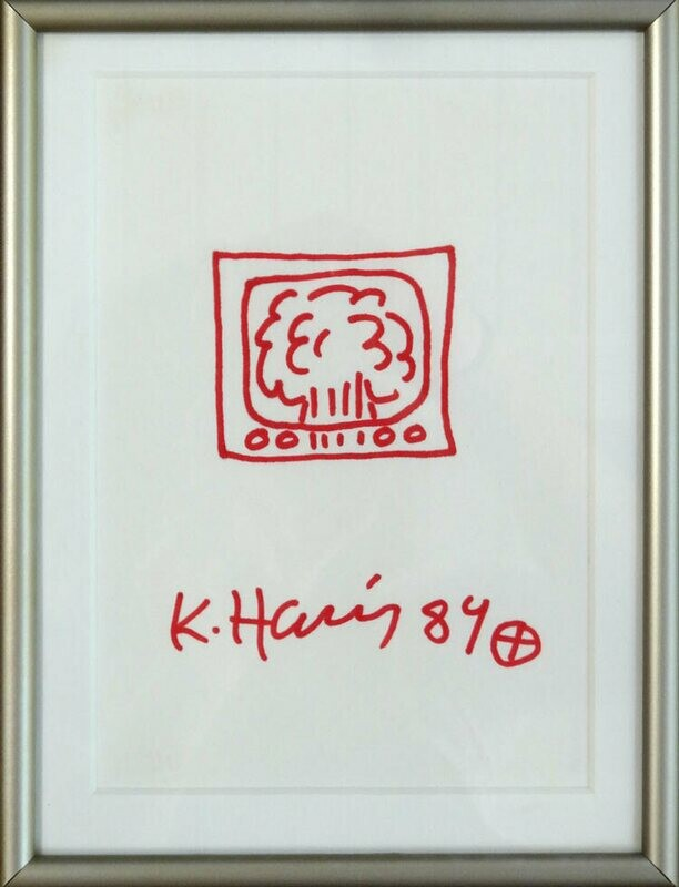 Keith Haring - Television Explosion