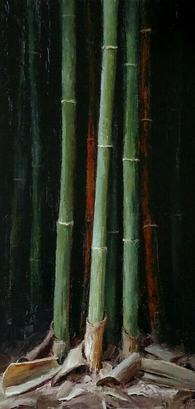 Trish Beckham - Bamboo
