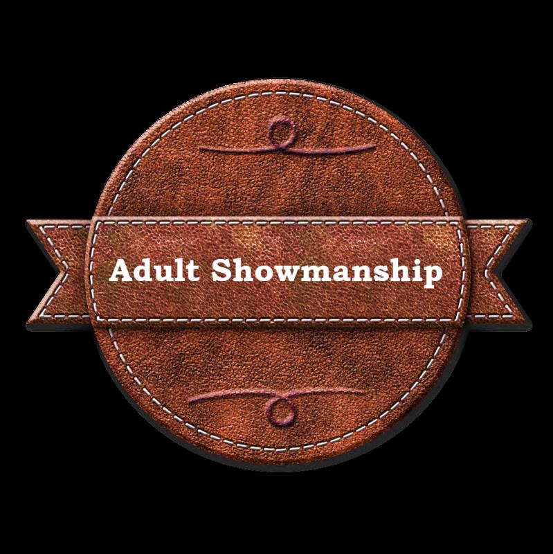 Adult Showmanship Class