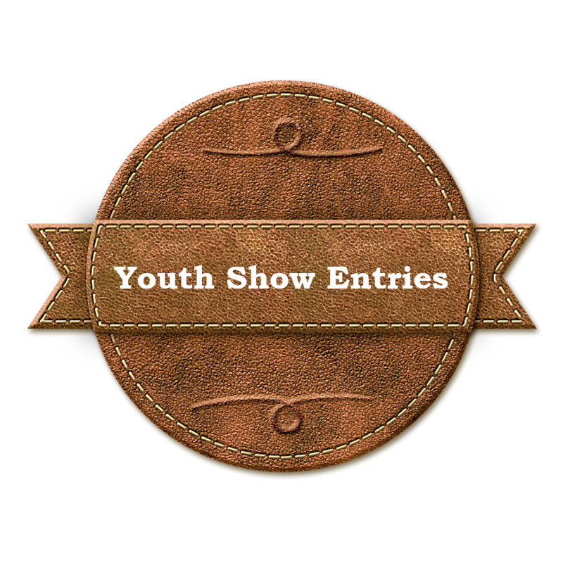 Youth Show Entries