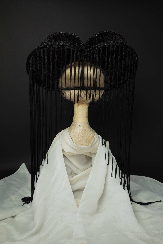 Maiko hair headdress ./\.one of kind./\.