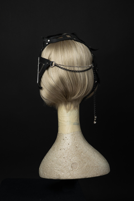 Time traveling head gear