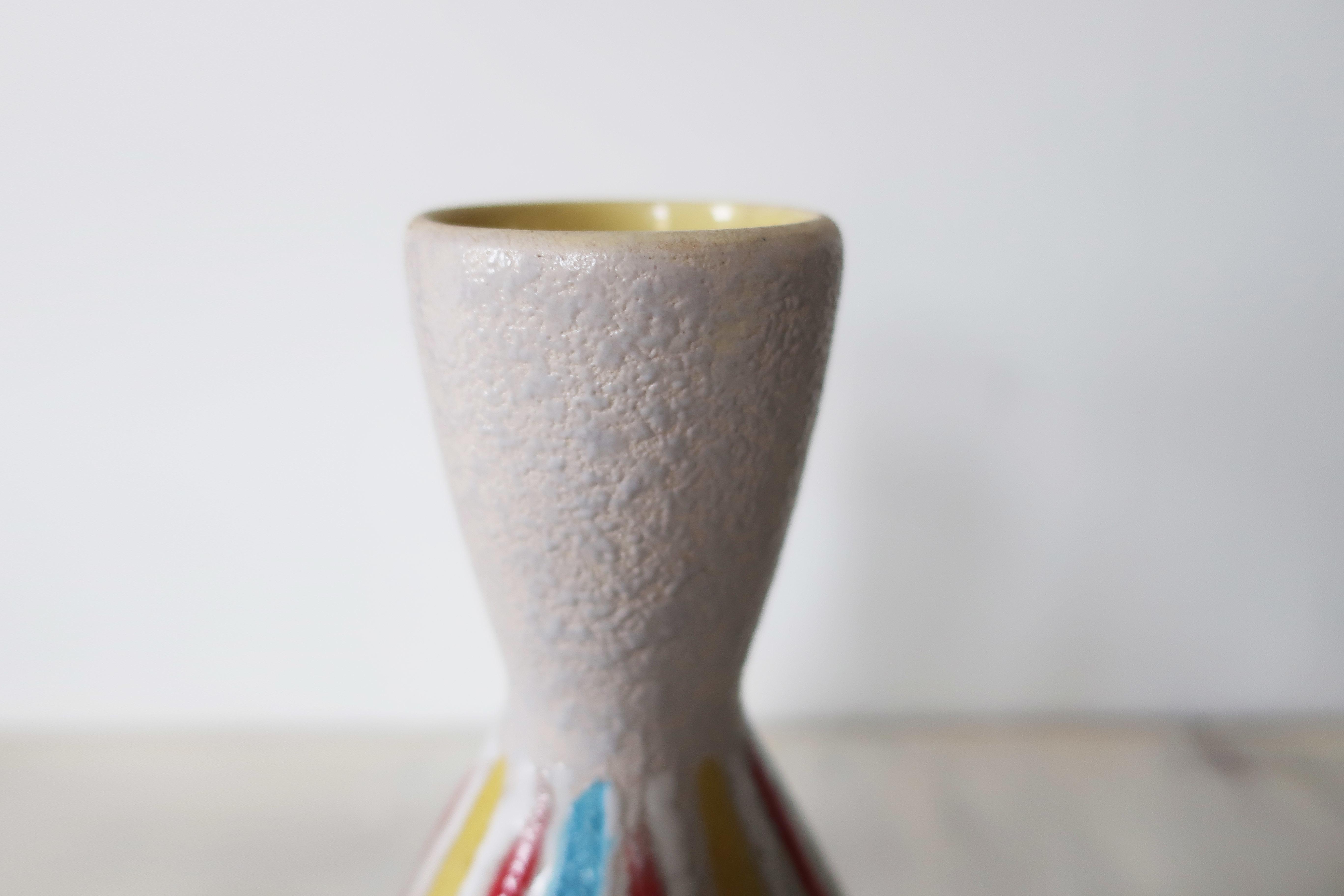 Vintage Italian Pair Vases