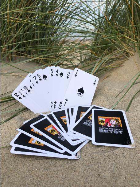 Brouwerij Betsy speelkaarten 00004