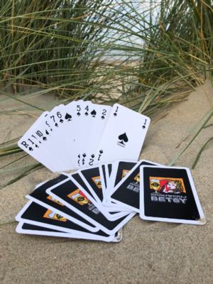 Brouwerij Betsy speelkaarten