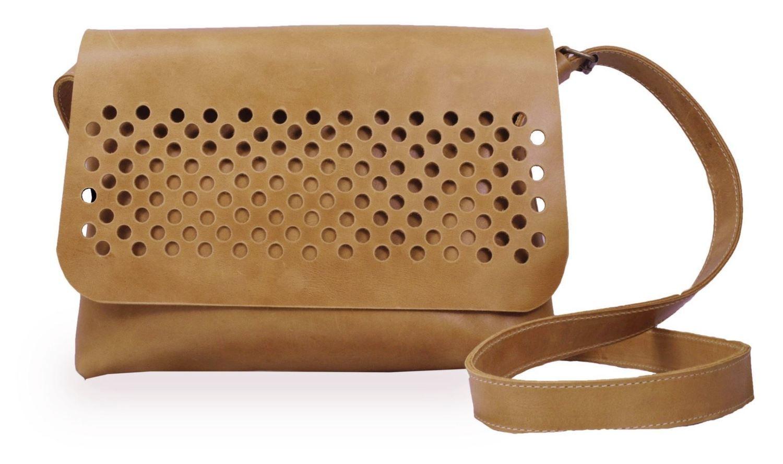 Side Bag | Leather | Ethiopia
