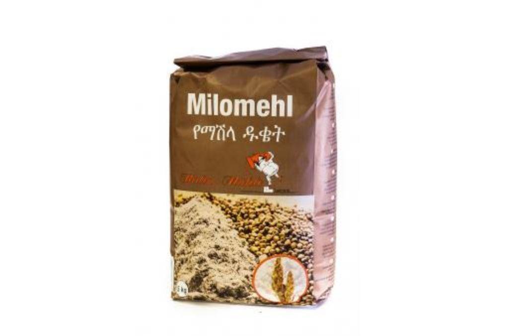 ማሽላ ዱቄት Sorghum flour