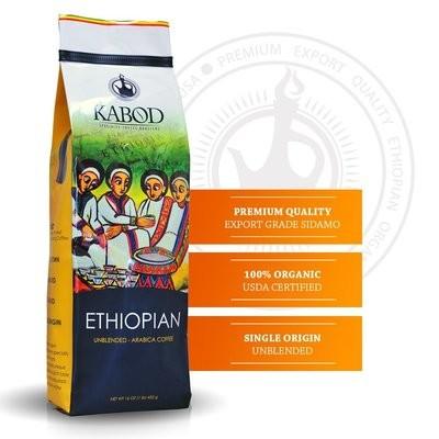 Ethiopian Coffee | Single Origin | Kabod