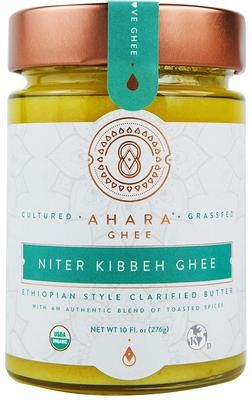 Niter Kibbeh  (For Lactose Intolerance)