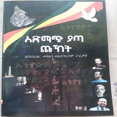 አድማጭ ያጣ ጩኸት Adimach Yata Chuhet | From Prof. Mesfin W/mariam works