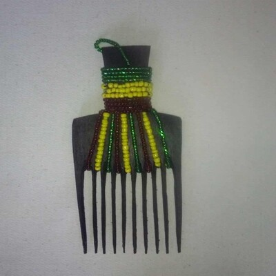 ፀጉር ማበጠሪያ Ethiopian Cultural Comb