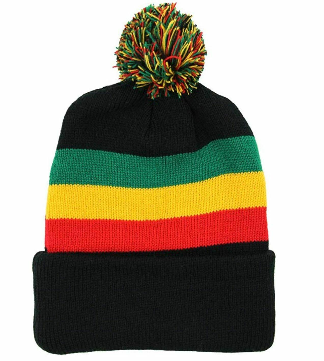Green Yellow Red hats አረንጓዴ ቢጫ ቀይ ኮፍያ