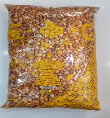 ቆሎ (ፍቅር ባልትና)/ Kolo(Ethiopian Snack )By Fiker Baltina