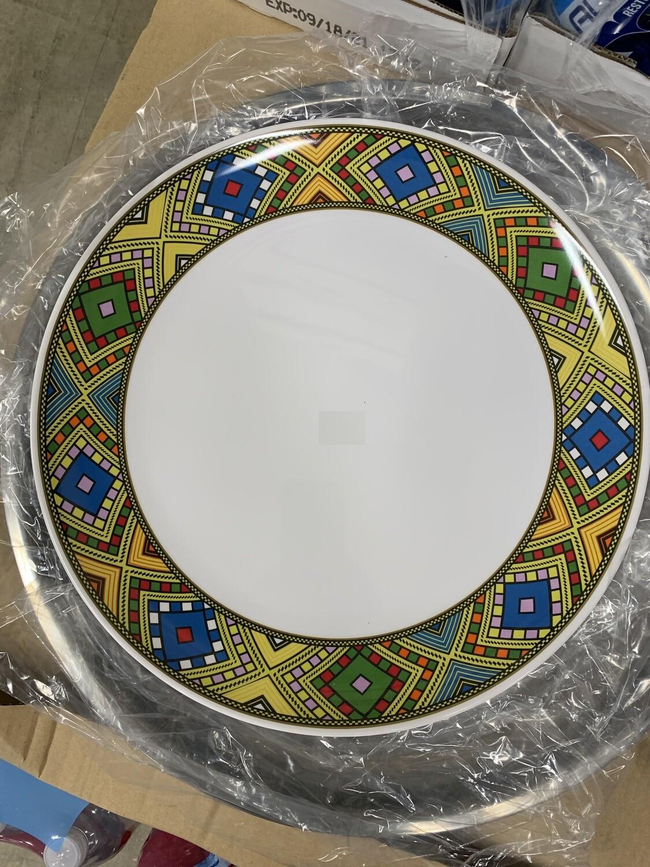 Tilet Saba design Tray ጥለት ሳባ ዲዛይን ትሪ