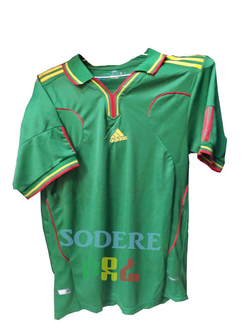 የኢትዮጲያ ማልያ ቲሸርት Ethiopian T_shirt
